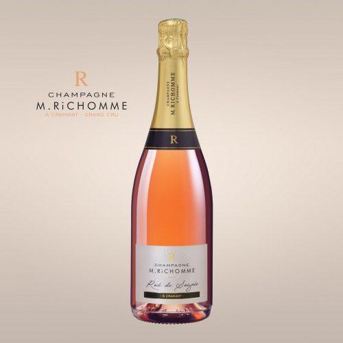 champagne richomme champagne rosé