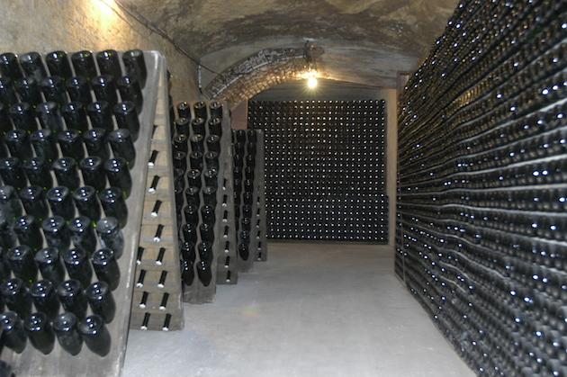 histoire de Champagne Richomme
