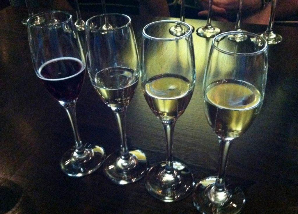 degustation et test de champagne richomme