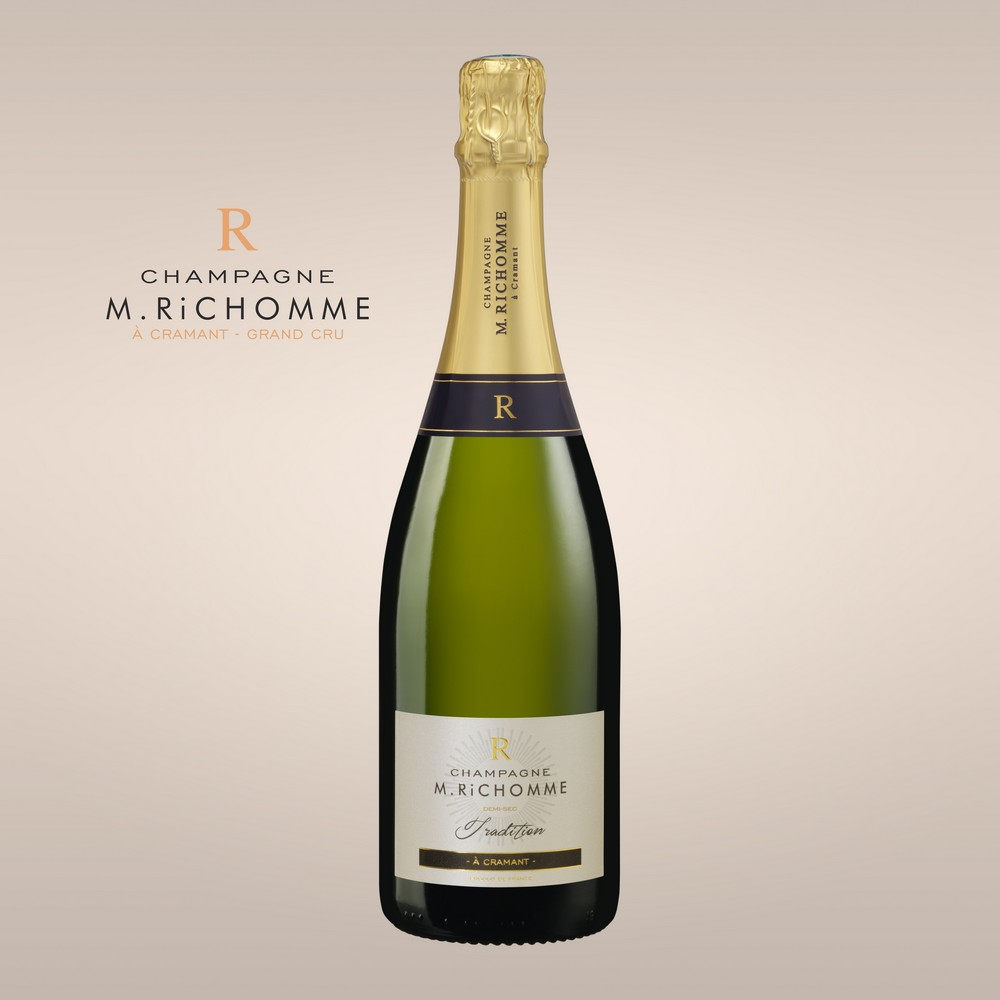 champagne tradition demi sec richomme