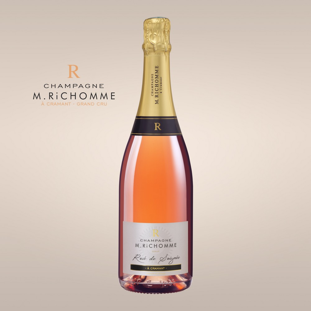 champagne richomme champagne rosé