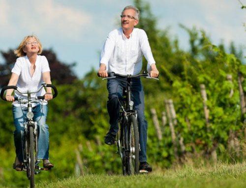 Le pays de Champagne à vélo